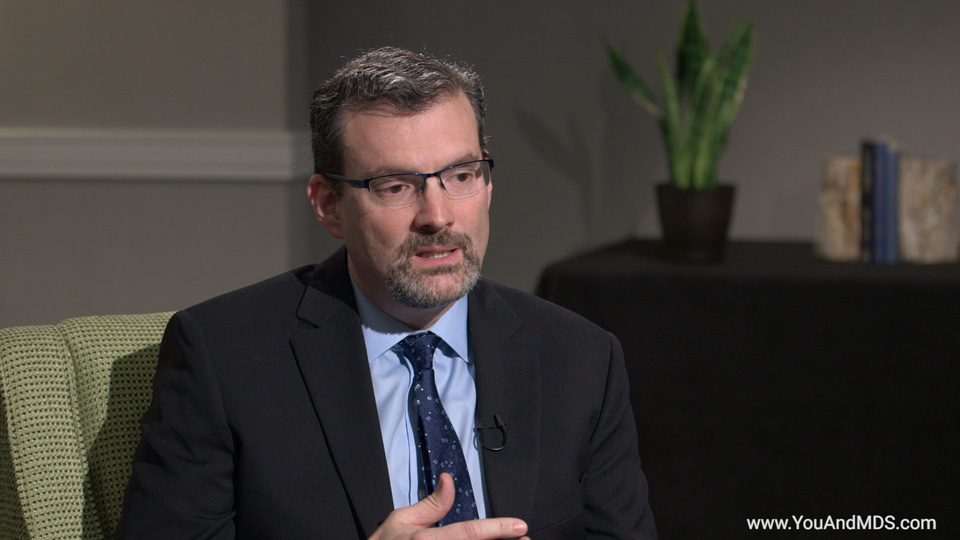 Expert Video - What are the goals of treatment for MDS-related anemia?
